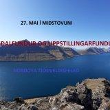 Aðalfundur og fyrsti uppstillingarfundur í Norðoya Tjóðveldisfelag
