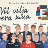 Vit vilja gera mun! – Fyri teg og tíni á bygd og í bý