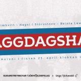 Flaggdagskafé í Finsen