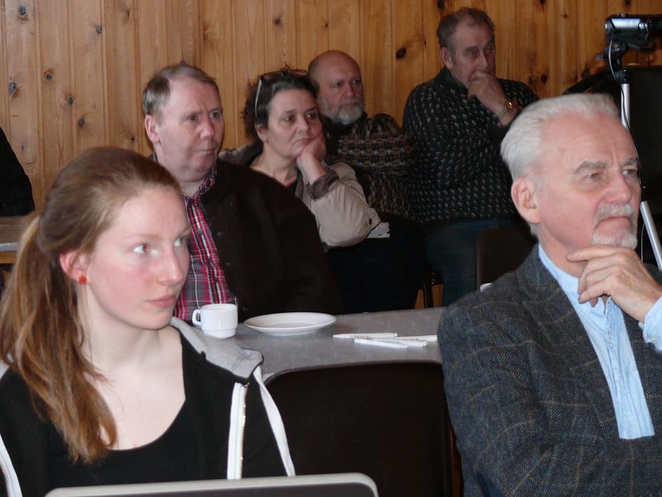 Politiskur skeiðsdagur vórui  Skálavík 22. mars 2014