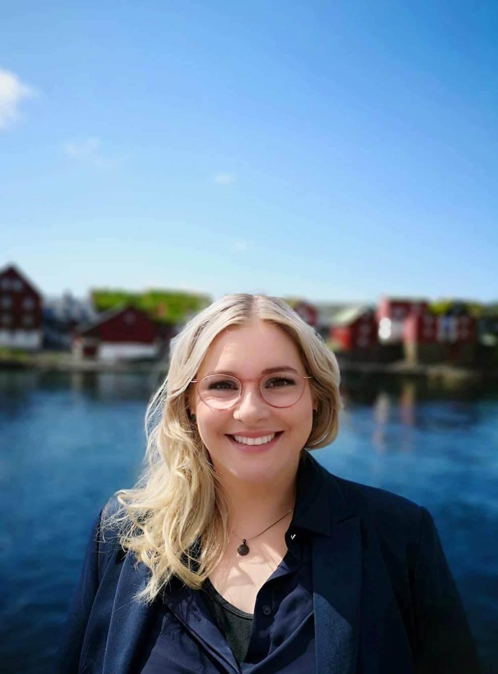 Heidi Lava Elgeirsdóttir stillar upp fyri Tjóðveldi